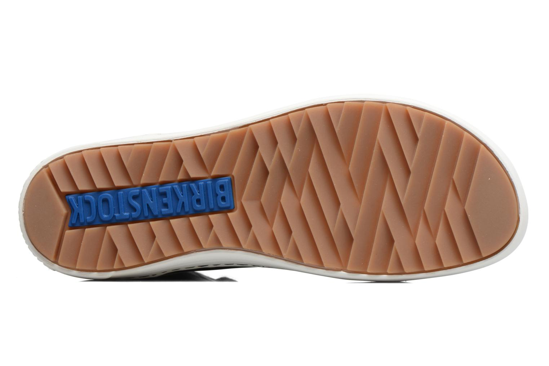 Chaussures à lacets Birkenstock Bartlett W Noir vue haut