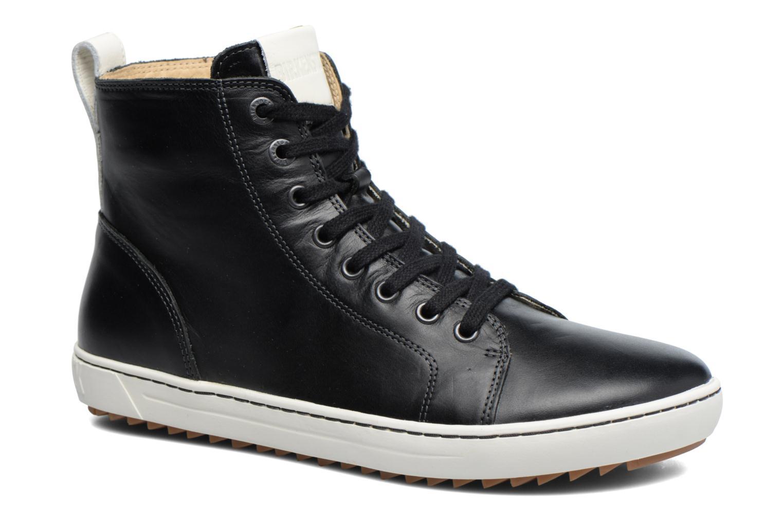 Chaussures à lacets Birkenstock Bartlett W Noir vue détail/paire