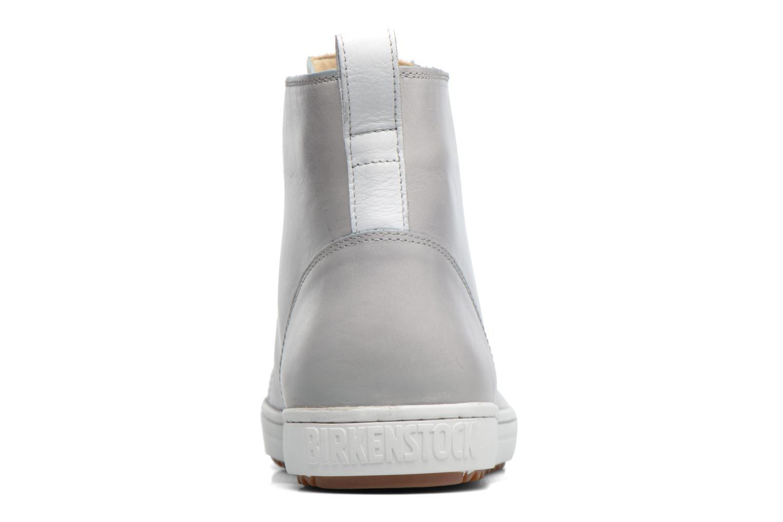 Sneaker Birkenstock Bartlett grau ansicht von rechts
