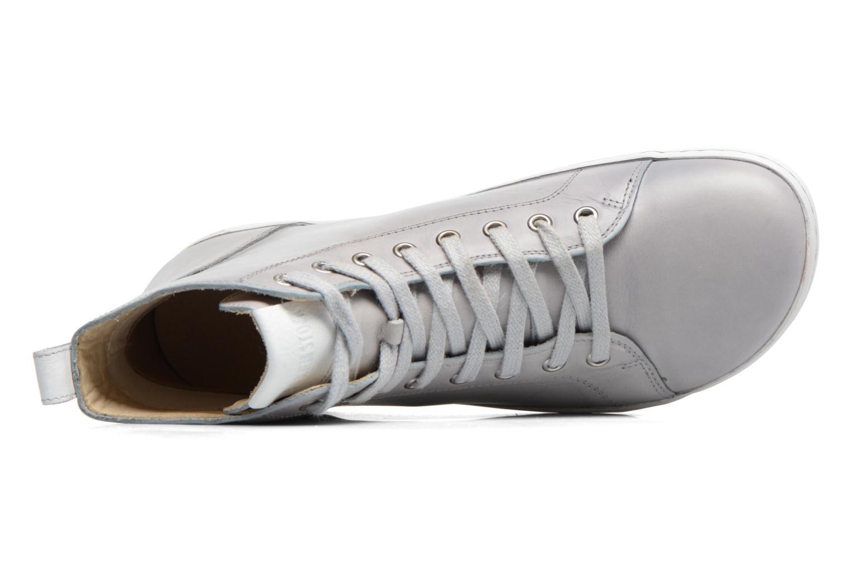 Sneaker Birkenstock Bartlett grau ansicht von links