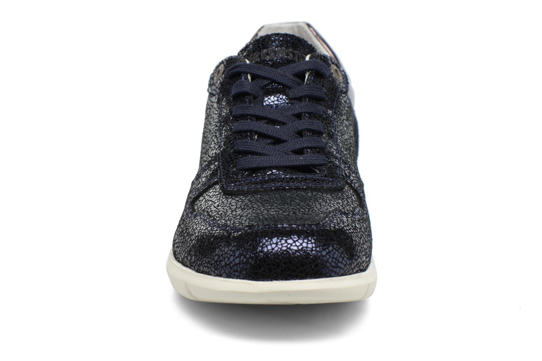 Sneaker Birkenstock Cincinnati blau schuhe getragen