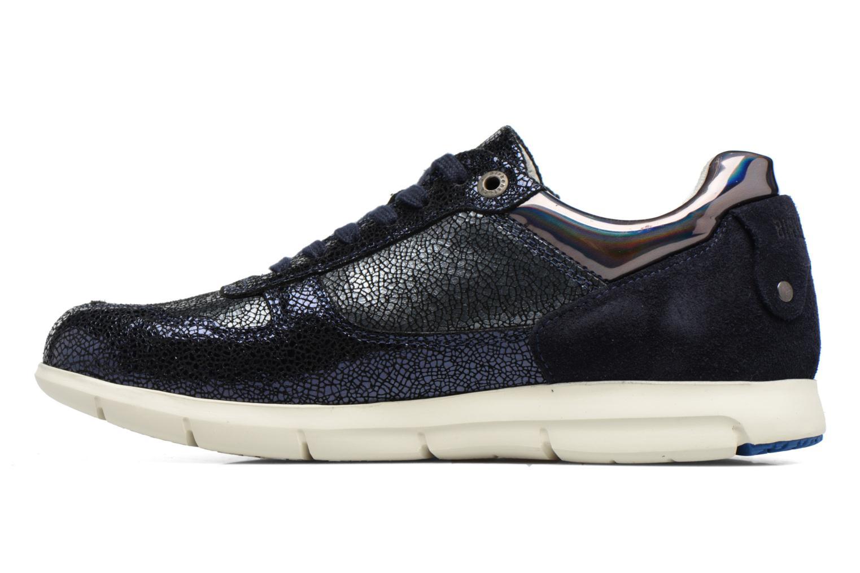 Sneaker Birkenstock Cincinnati blau ansicht von vorne