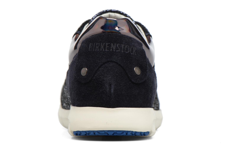 Sneaker Birkenstock Cincinnati blau ansicht von rechts