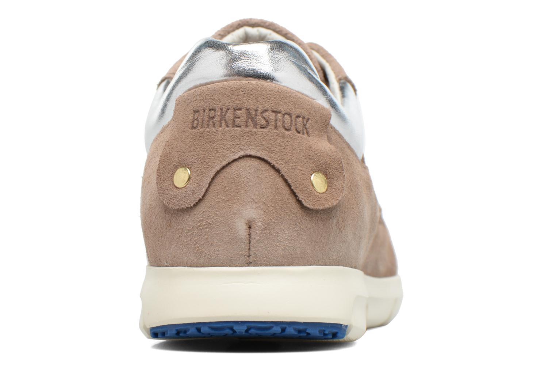 Baskets Birkenstock Cincinnati Beige vue droite