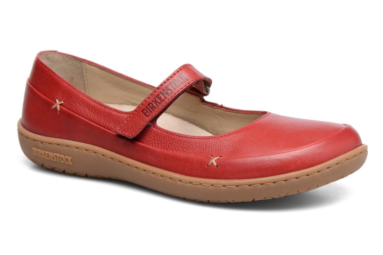 Grandes descuentos últimos zapatos Birkenstock Iona (Rojo) - Bailarinas Descuento