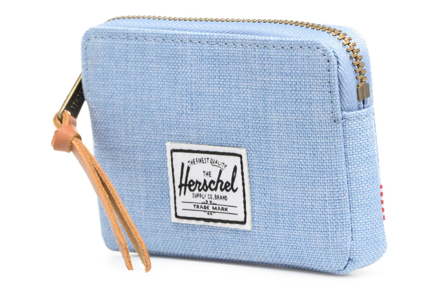 Oxford Pouch Chambray Crosshatch