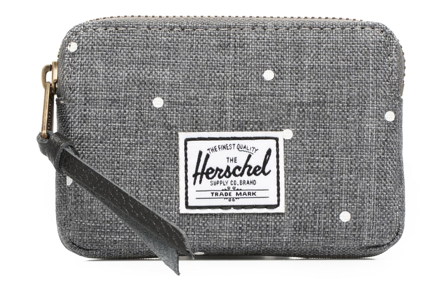 Oxford Pouch Scattered Charcoal