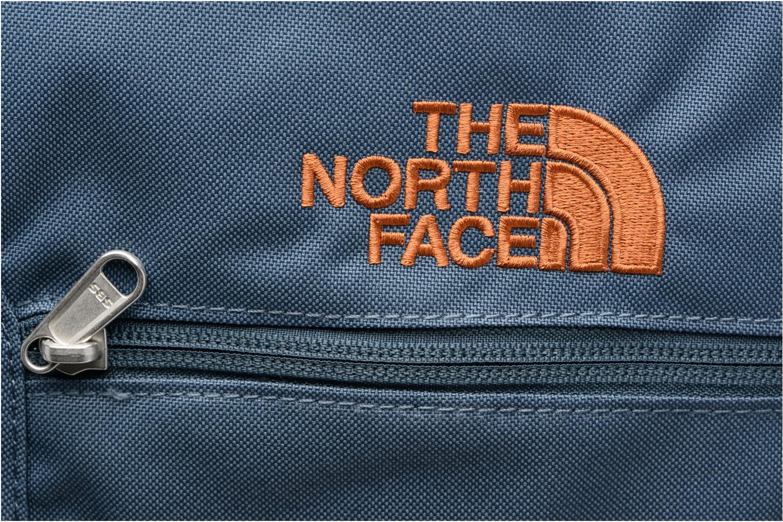 Sacs à dos The North Face Rodey Gris vue gauche