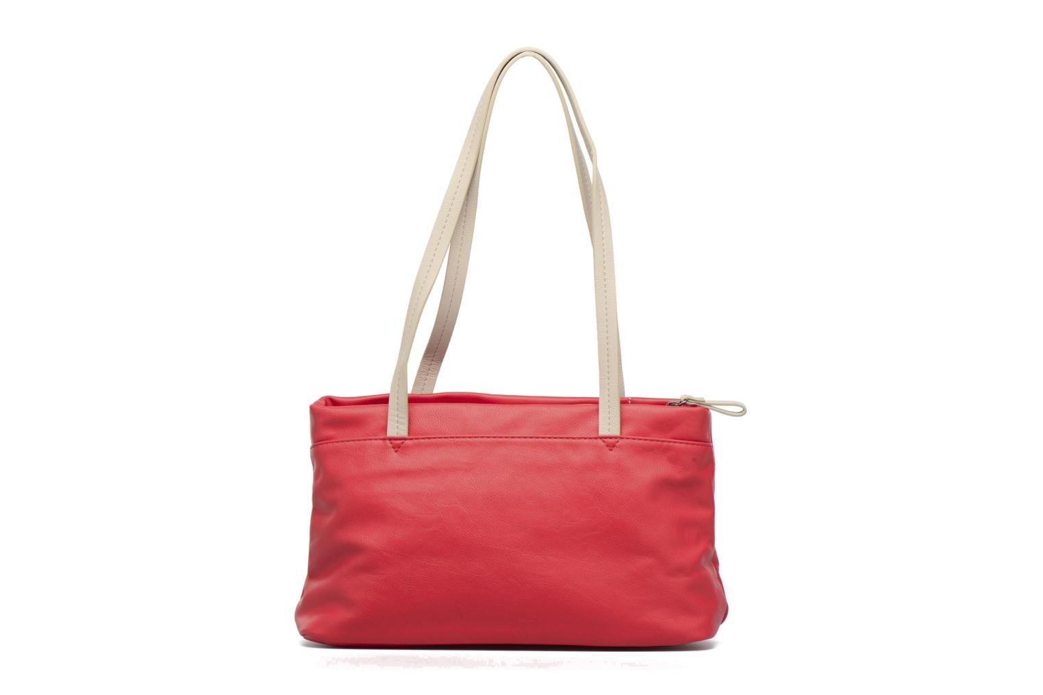 Pauline Shoulder Bag Red