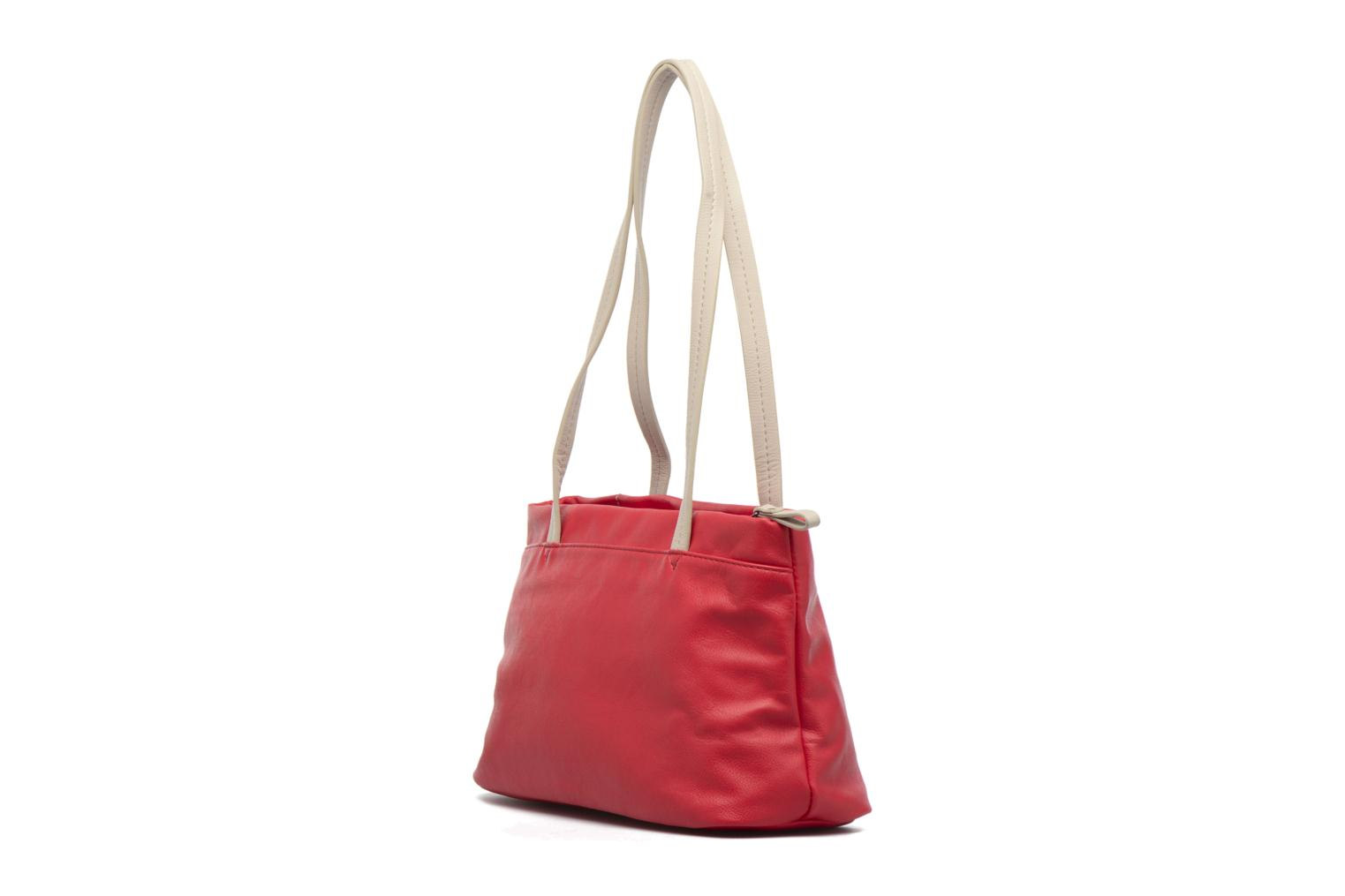 Sacs à main Tamaris Pauline Shoulder Bag Rouge vue droite