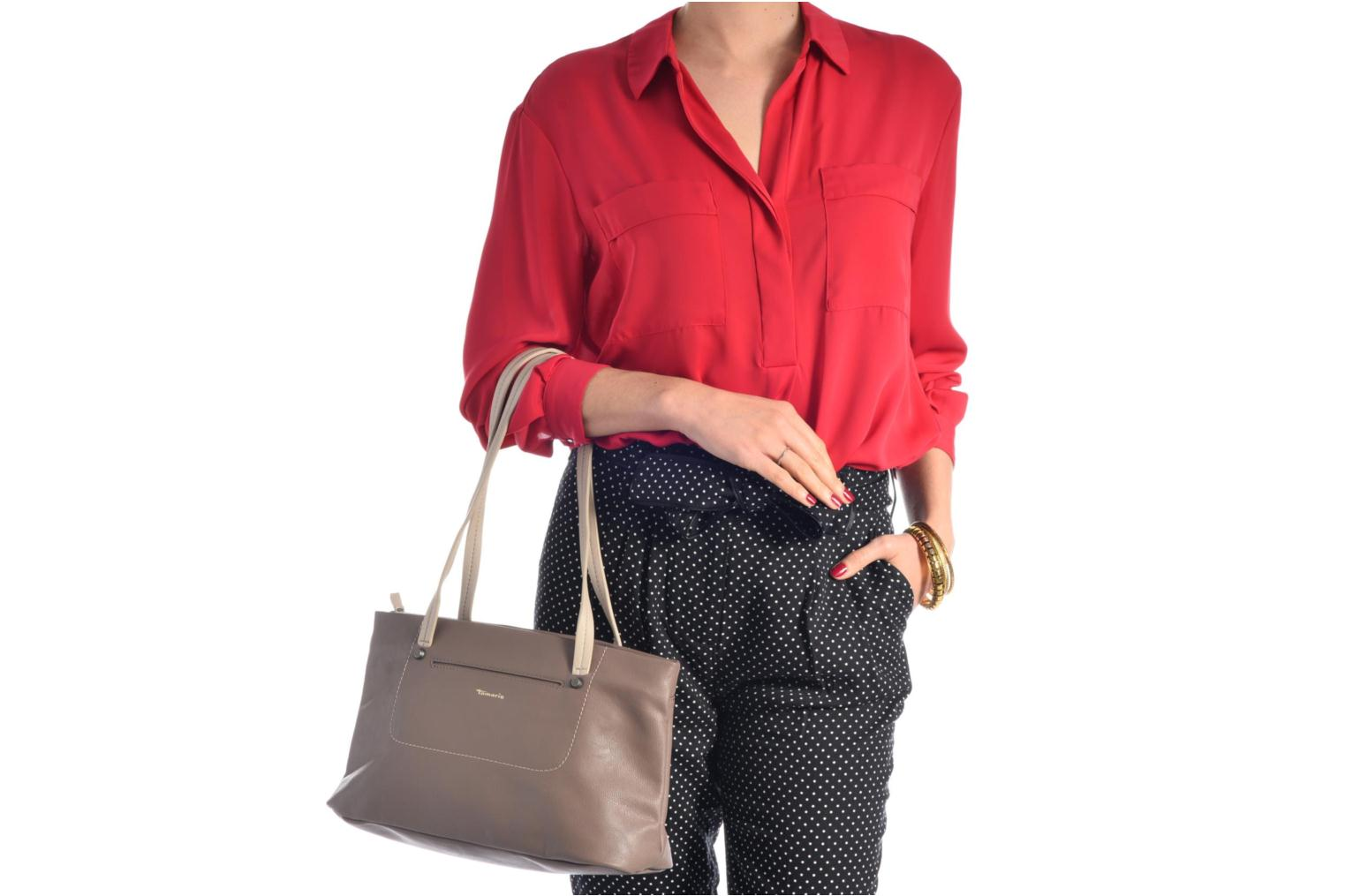 Sacs à main Tamaris Pauline Shoulder Bag Rouge vue haut