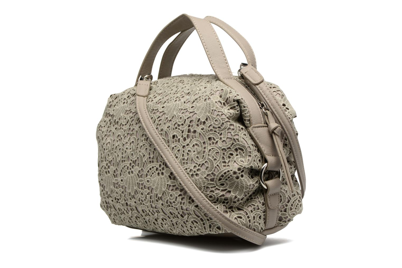Mathilda Bowling Bag Stone comb