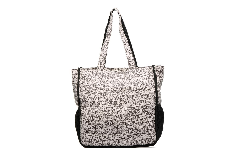 Nikky Shopping Bag Black White