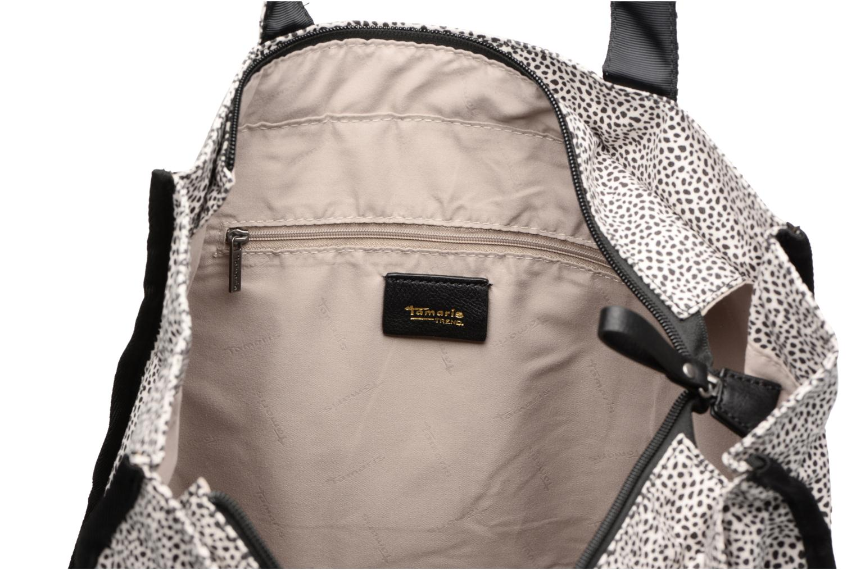 Handbags Tamaris Nikky Shopping Bag Black back view