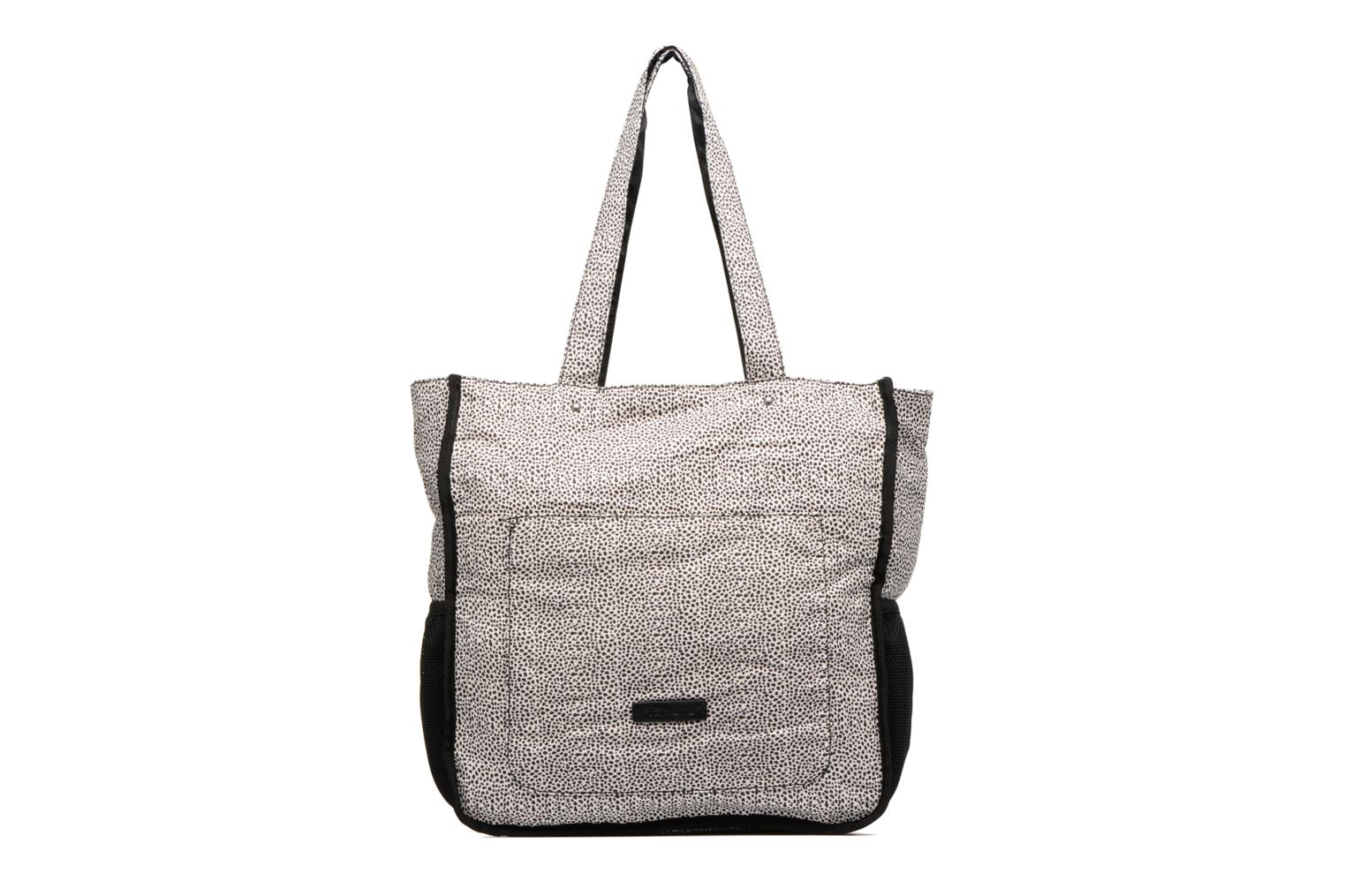 Nikky Shopping Bag Black White