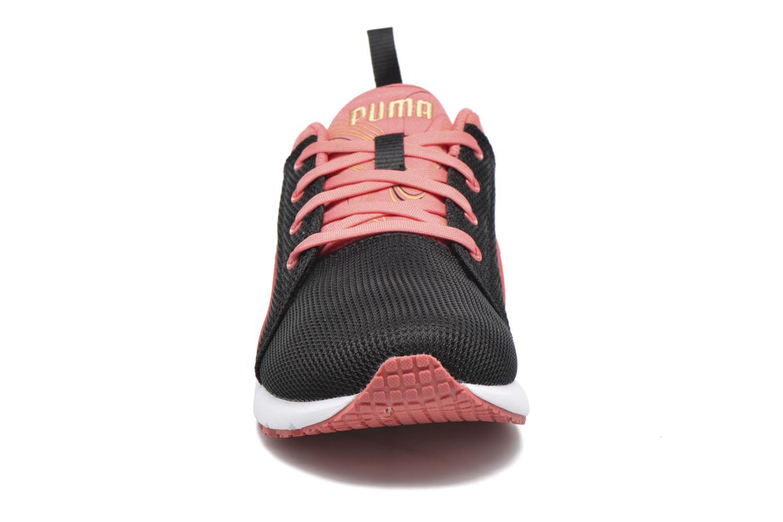 Baskets Puma Carson Marble Noir vue portées chaussures