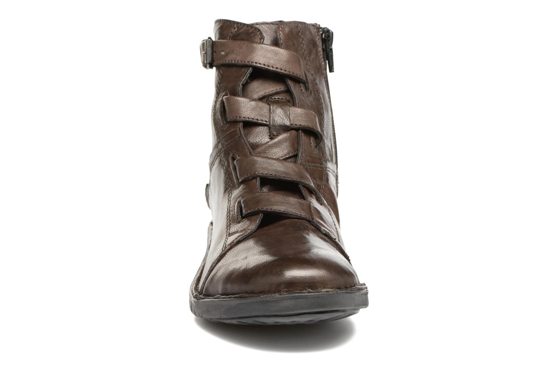 Bottines et boots Khrio Tali Gris vue portées chaussures