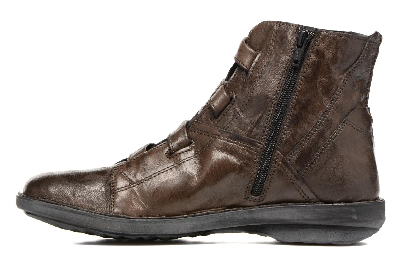 Bottines et boots Khrio Tali Gris vue face
