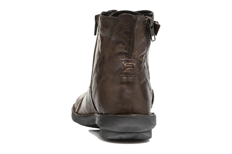 Bottines et boots Khrio Tali Gris vue droite