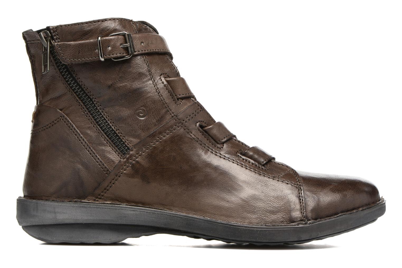 Bottines et boots Khrio Tali Gris vue derrière