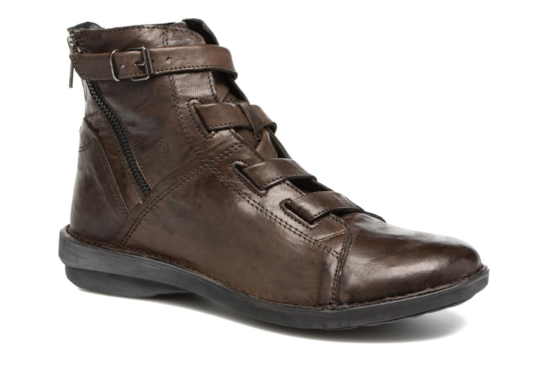 Bottines et boots Khrio Tali Gris vue détail/paire