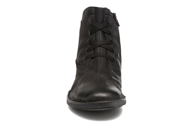 Bottines et boots Khrio Serra Noir vue portées chaussures