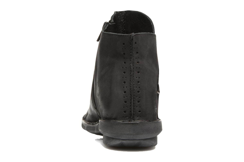 Bottines et boots Khrio Serra Noir vue droite