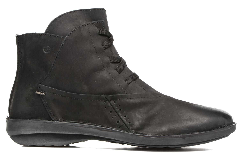 Bottines et boots Khrio Serra Noir vue derrière