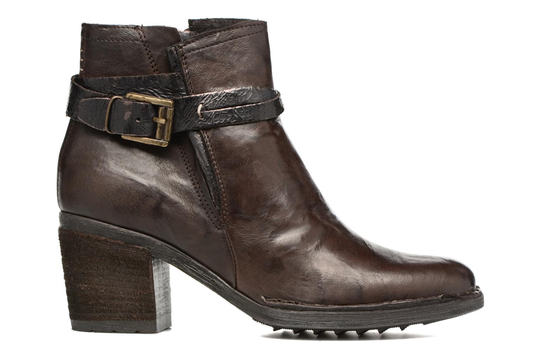 Bottines et boots Khrio Terro Marron vue derrière