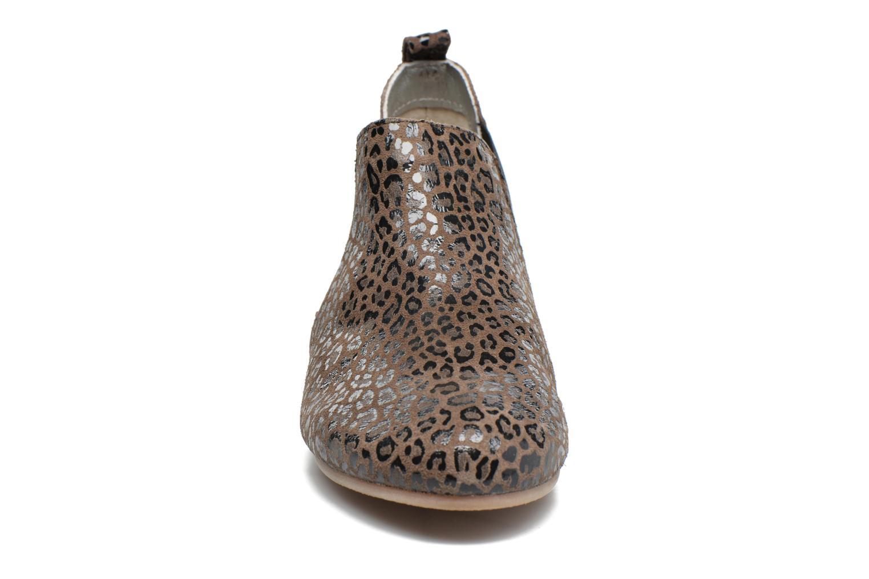 Bottines et boots Ippon Vintage Cult Leo Marron vue portées chaussures