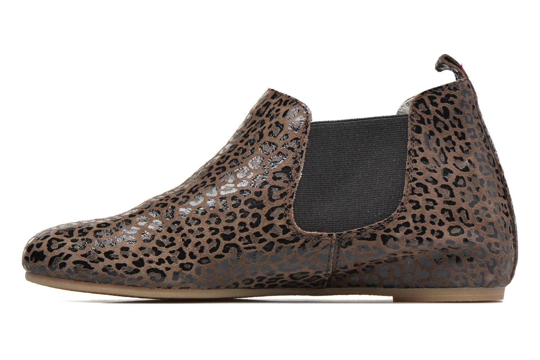 Bottines et boots Ippon Vintage Cult Leo Marron vue face