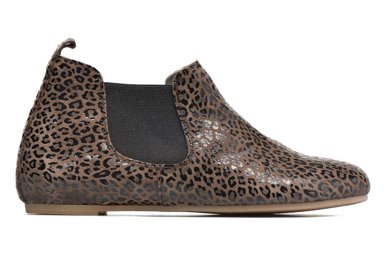 Bottines et boots Ippon Vintage Cult Leo Marron vue derrière