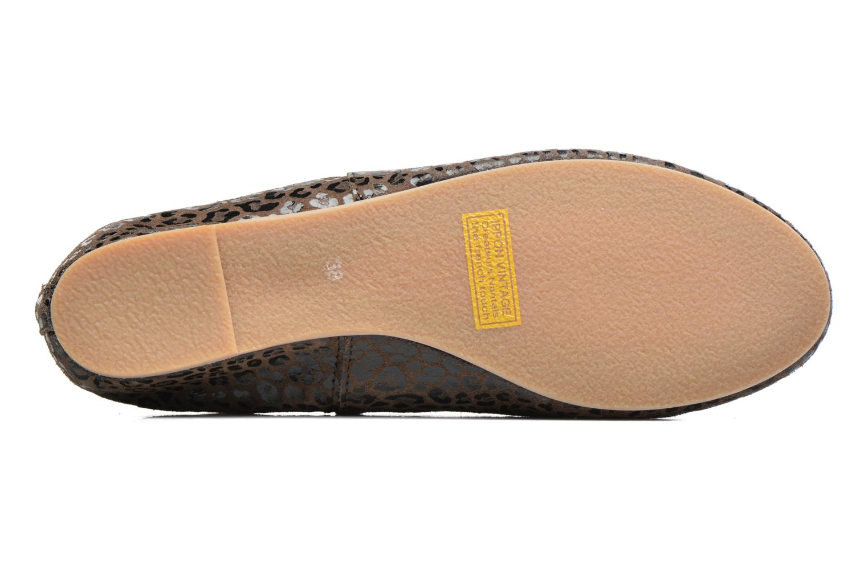 Bottines et boots Ippon Vintage Cult Leo Marron vue haut