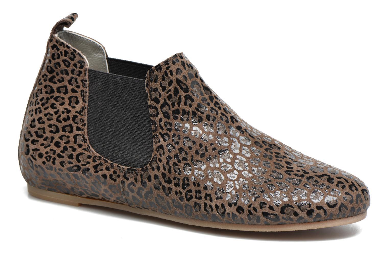 Bottines et boots Ippon Vintage Cult Leo Marron vue détail/paire