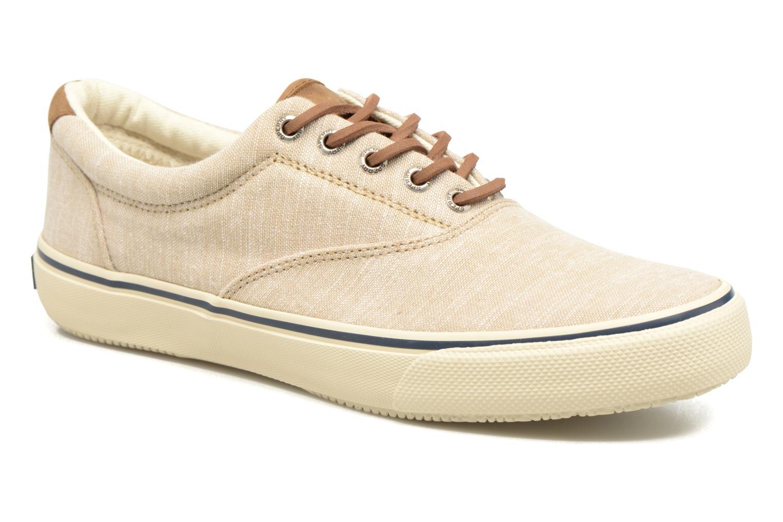 Sneakers Sperry Striper LL Line Beige vedi dettaglio/paio