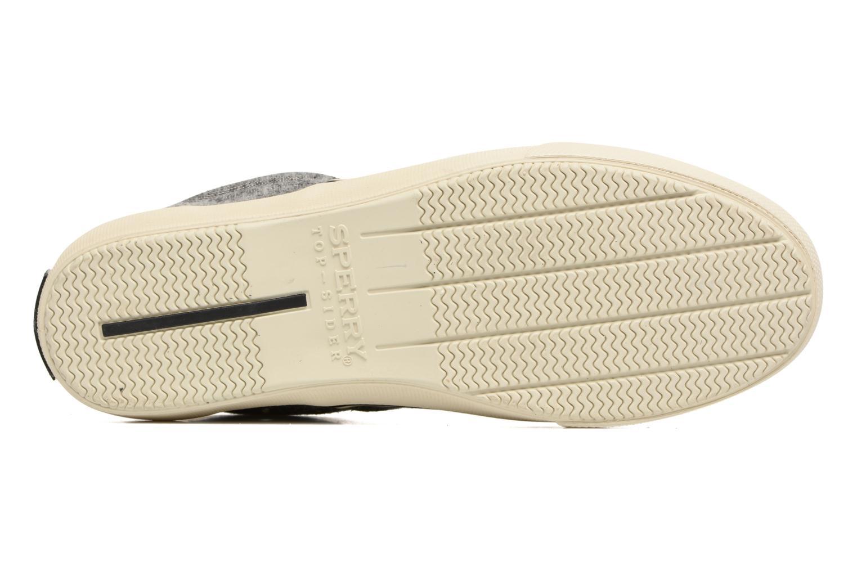 Sneakers Sperry Striper LL Line Nero immagine dall'alto