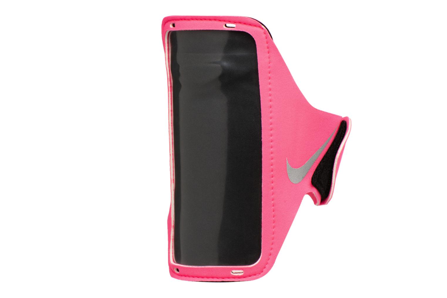 LEAN ARM BAND HYPER PINK/BLACK/SILVER