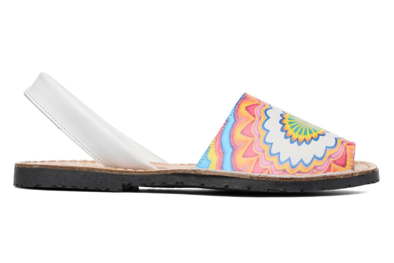 Sandali e scarpe aperte Laura Vita Sirene Bianco immagine posteriore