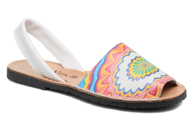 Sandali e scarpe aperte Laura Vita Sirene Bianco vedi dettaglio/paio