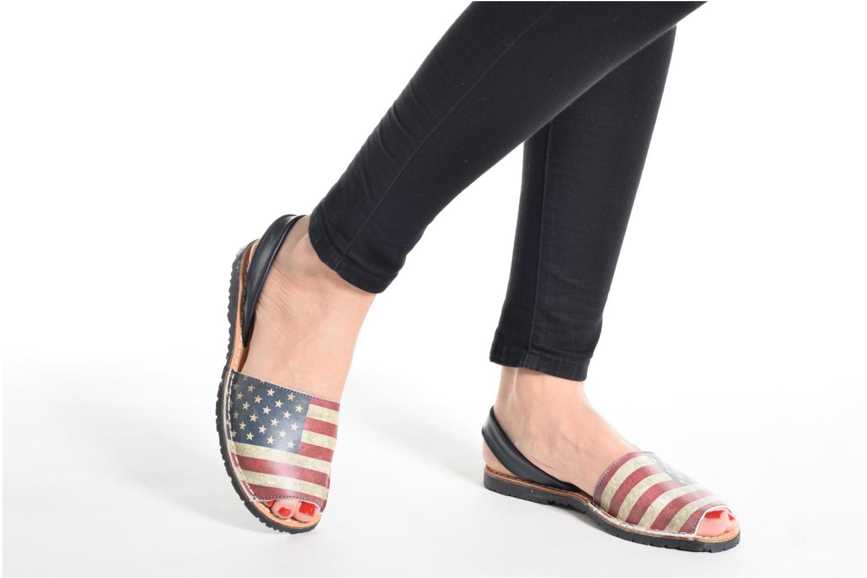 Sandali e scarpe aperte Laura Vita Sofie Multicolore immagine dal basso