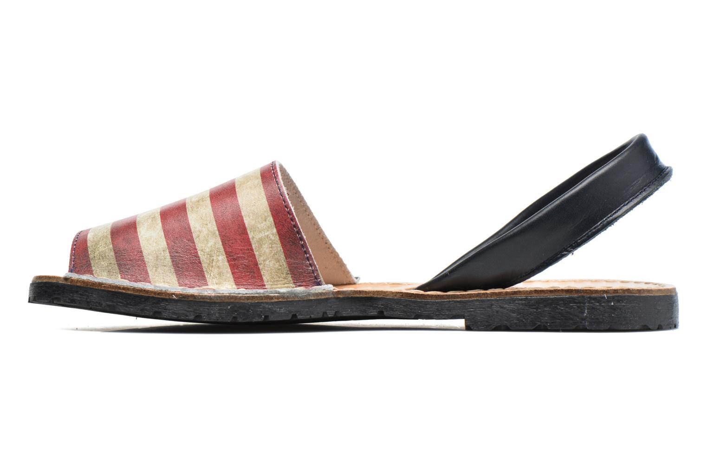 Sandali e scarpe aperte Laura Vita Sofie Multicolore immagine frontale