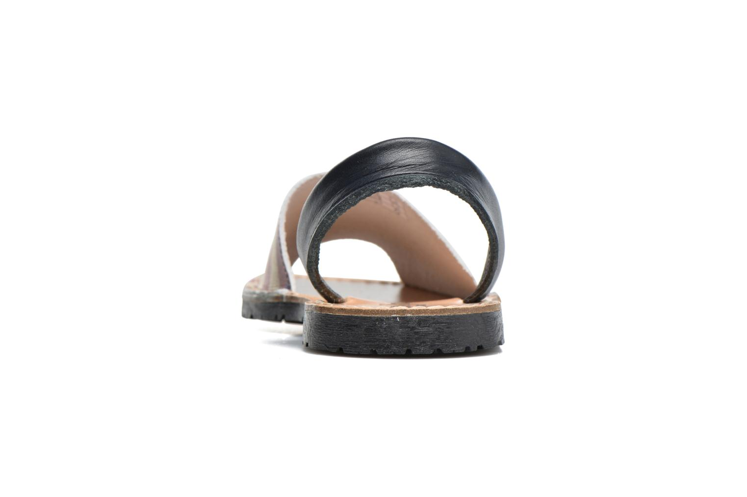 Sandals Laura Vita Sofie Multicolor view from the right