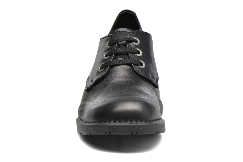 Chaussures à lacets Art Bristol 078 Noir vue portées chaussures
