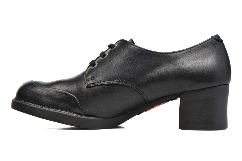 Chaussures à lacets Art Bristol 078 Noir vue face