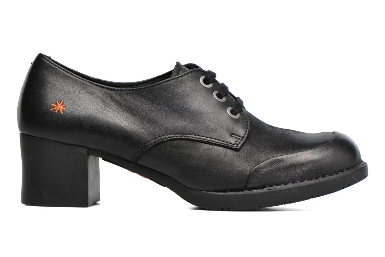 Chaussures à lacets Art Bristol 078 Noir vue derrière
