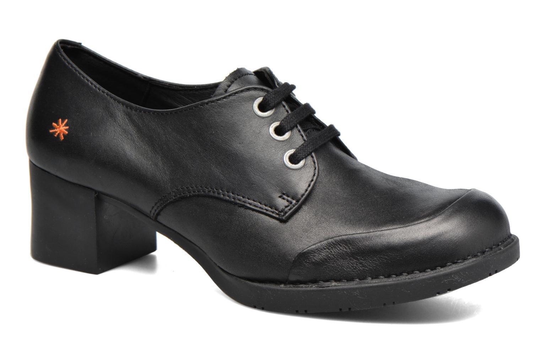 Chaussures à lacets Art Bristol 078 Noir vue détail/paire