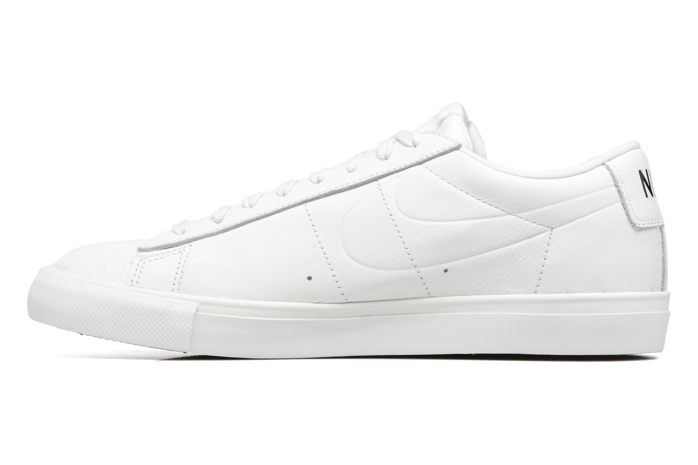 Deportivas Nike Blazer Low Blanco vista de frente
