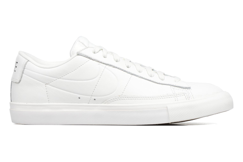 Sneakers Nike Blazer Low Wit achterkant
