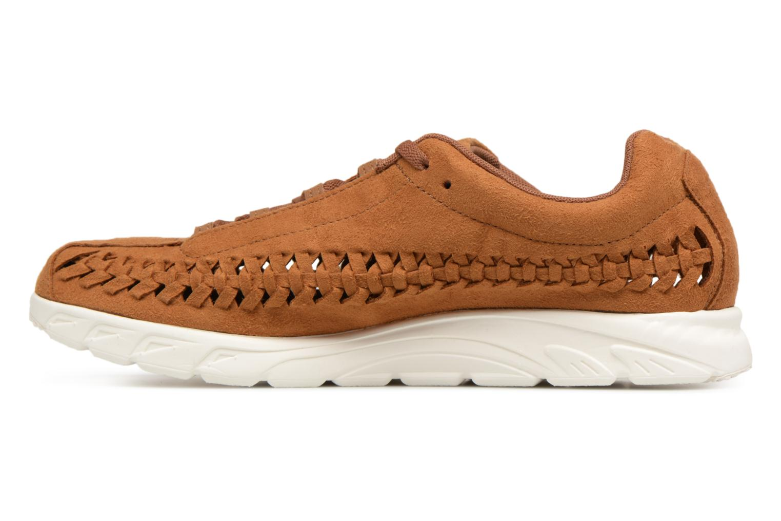 Trainers Nike Nike Mayfly Woven Brown front view