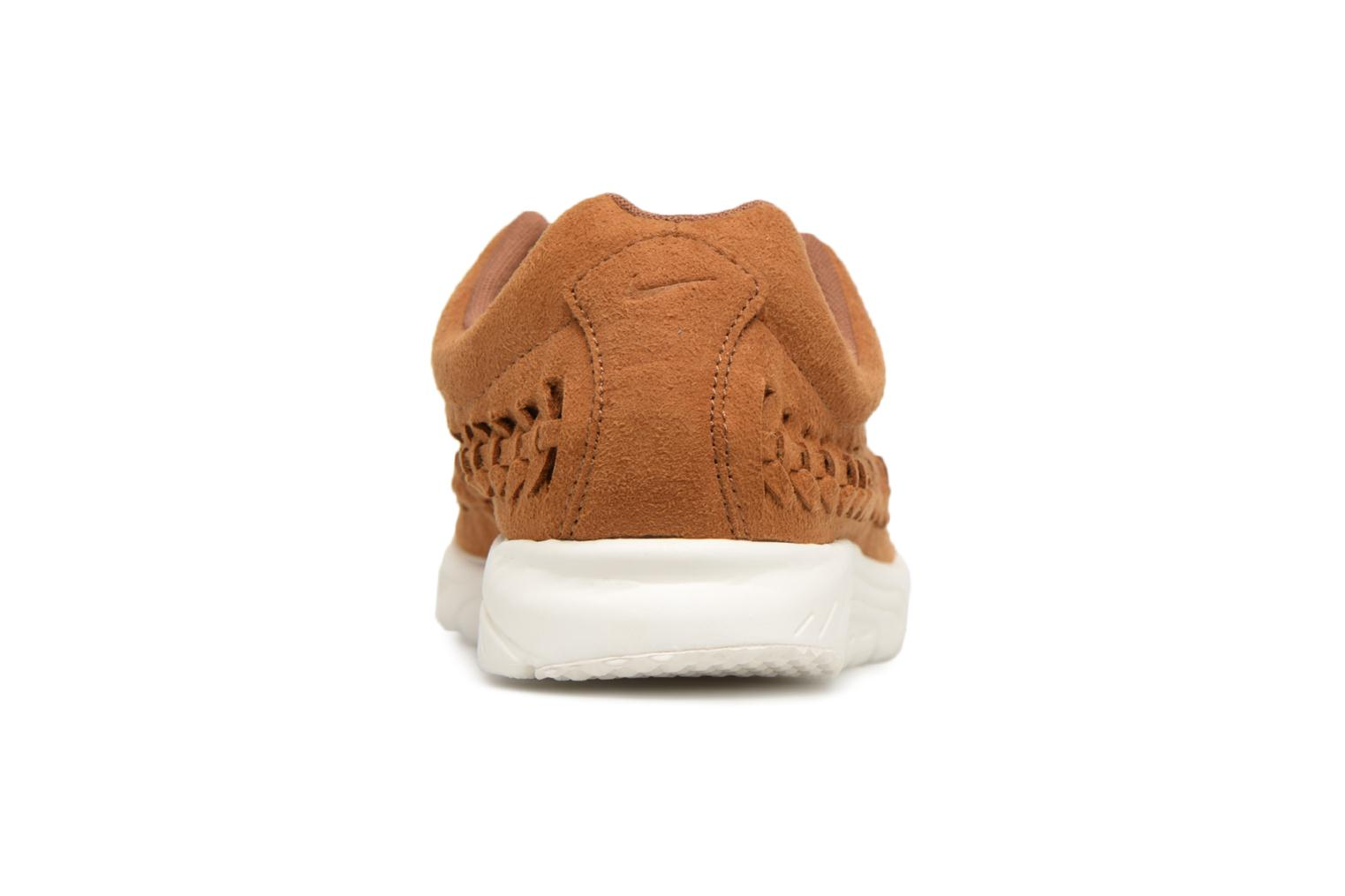 Trainers Nike Nike Mayfly Woven Brown view from the right